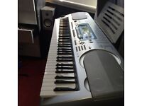 Casio wk3000 Keyboard + Stand