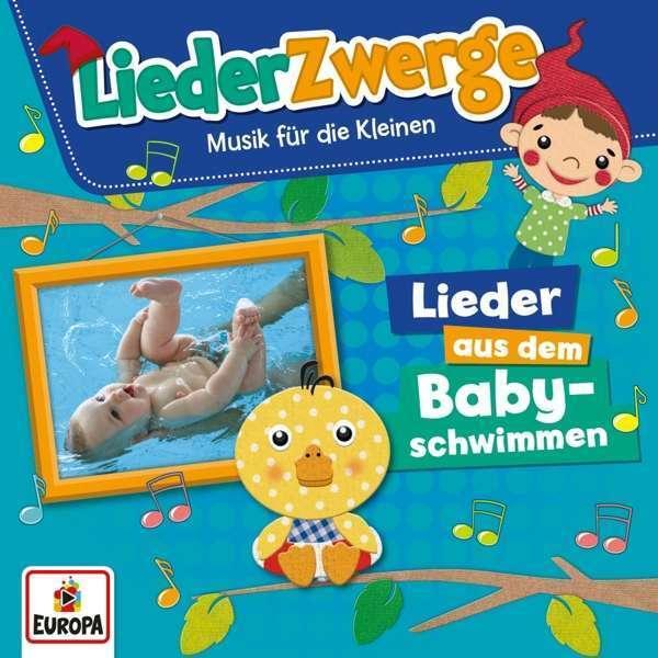 CD * LENA, FELIX & DIE KITA-KIDS / LIEDERZWERGE - BABYSCHWIMMEN # NEU OVP =