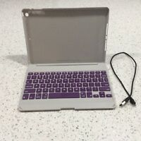 Zagg ipad air Folio keyboard