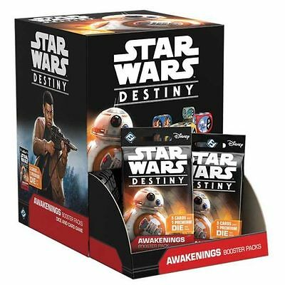 Star Wars Destiny Booster Display neu OVP deutsch