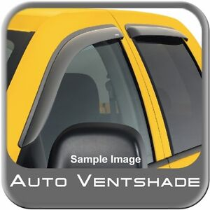 Vent Visors 2PCE- NEW! Fronts Chev/GMC 1500,2500,3500