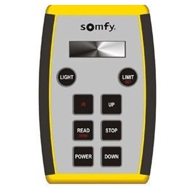 Somfy Digital Network™ (SDN) RS485 Motor Limit Setting & Address Reader Tool