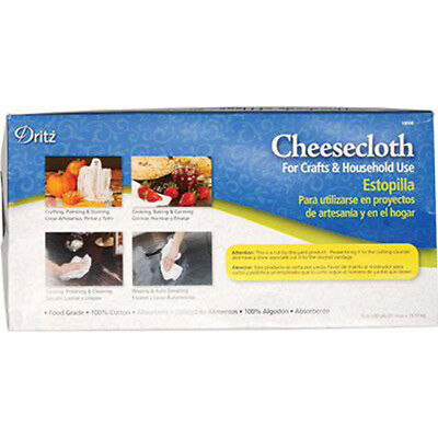 Dritz Cheesecloth 100% Cotton