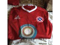 15 Adidas Football Shirts