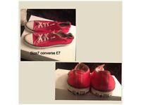 Converse size7