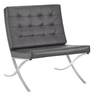 Fauteuil pied metal