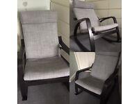 Rocking-chair POÄNG Ikea