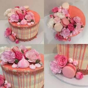Unique Drip Cakes - Baby Shower, Kitchen Tea, Christening: Greystanes Parramatta Area Preview
