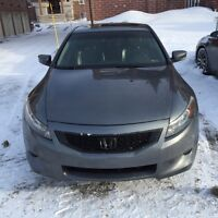 2008 honda accord EXL coupe V6 3.5 litte
