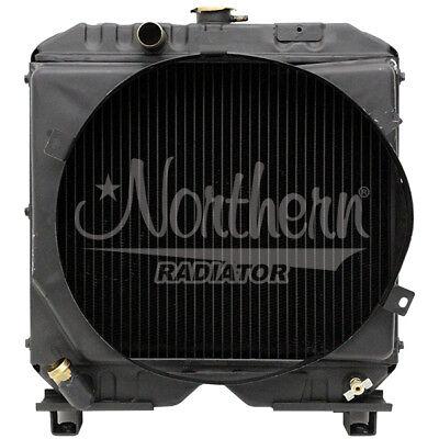 Kubota Power Unit Radiator - 13 78 X 16 716 X 1 12 Cbr