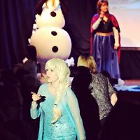 Professional Performers for YOUR Daughters Frozen Party!!!!!