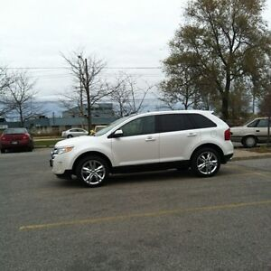 Reduced 2013 Ford Edge sel. Leather navigation panoramic roof