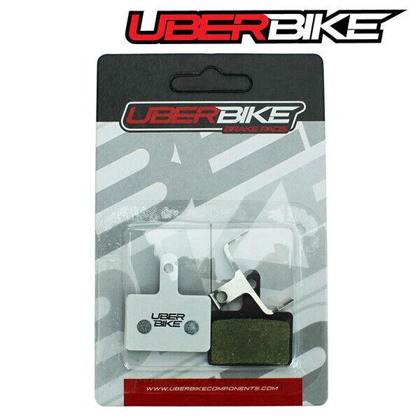 Uberbike Shimano M515 M525 M486 M485 M475 M416 446 Disc Brake Pads Semi Metallic