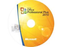Microsoft Office Full Version Disc For Laptops And PCS Only £15