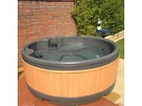 Hot tub hire from £109