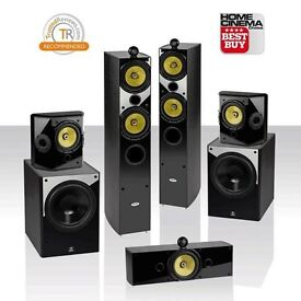 Crystal Acoustics 5.2 THX Home Cinema Audio System