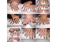 HK Nails - gel polish, acrylic, gel extensions, manicure and pedicure