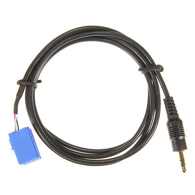 Aux In Input Adapter Interface Cable For Blaupunkt Car Radio Ipod Mp3 3.5Mm X3P2