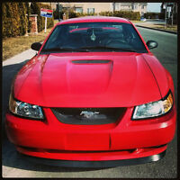 1999 Ford Mustang GT Coupe