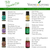 Young Living Products for a healthier you!