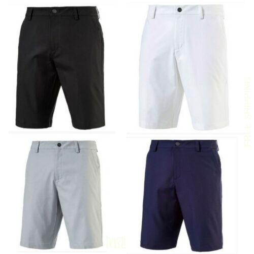 NEW Puma Essential Pounce Solid Mens Golf Shorts  - Choose C