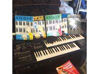 Yamaha electone HC2 organ