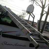 35ft Heavy duty extension Ladder
