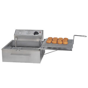 Fryers Commercial Built  Funnel Cakes, Elephant Ears, BeavTails