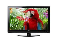 """32"""" LG LCD tv FULL HD built in freeview HDMI and remote control can deliver"""