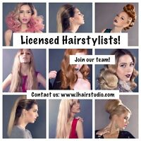 Hairstylists & Nail Tech wanted