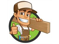 HANDYMAN / MAN AND VAN - RELIABLE SERVICE HANDY MAN - HOME IMPROVEMENTS