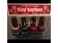 OPI nail varnish mini set