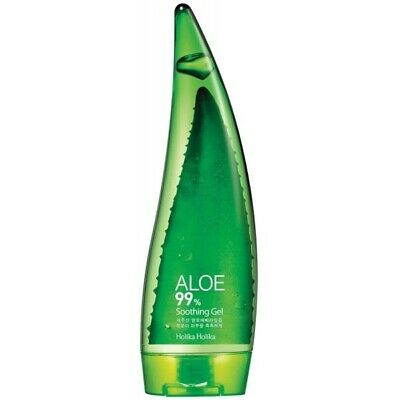 Holika Holika 99% Aloe Vera Soothing Gel for Face Body and Hair 55ml