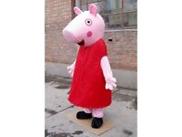 Hire peppa for parties