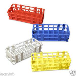 Gradilla-PP-azul-60-tubos-de-16mm-PP-test-tube-rack-blue-60-tubes-of-16mm