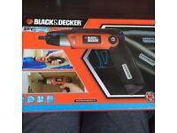 Bnib black and decker 3.6v lithium screw driver £20 each