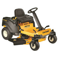 SOLD SOLD....Cub Cadet lawn tractor...SOLD SOLD