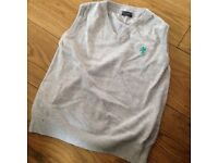 Grey tank top by Next, age 5