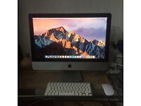 "~ APPLE iMAC 2014 LIKE NEW i5 21.5 "" BOXED ~"
