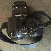 Canon EOS Digital Rebel XTI with EF-S 18-55 Lens
