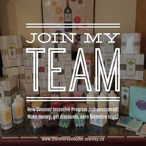 Okotoks and area Scentsy consultant!
