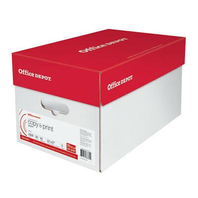 Office Depot Copy Print Paper 11x17 20 Lb 500-sheets 5-ream
