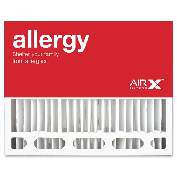 20x25x5 AIRx ALLERGY Goodman / Amana M8-1056 Replacement Air