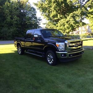 Ford f250 fx4 xlt 2011