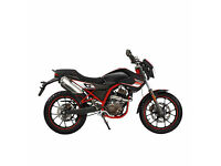 UM SCRAMBLER S 125 - SPORTS COMMUTER MOTORCYCLES - LEARNER LEGAL