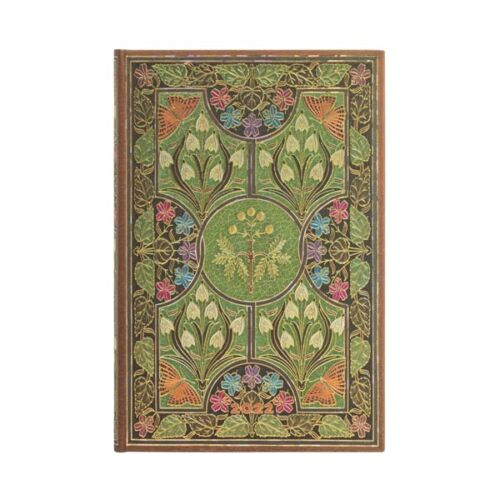 """Paperblanks 2022 Dayplanner """"Poetry in Bloom"""" Mini 3¾x5½"""" 12 Mo. Week-at-a-Time"""