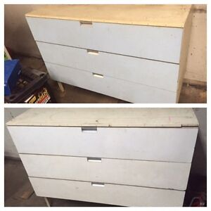 2 Work Benches With Storage Both For $100!