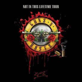 Guns n Roses - Golden Circle tickets - Sat 17 June