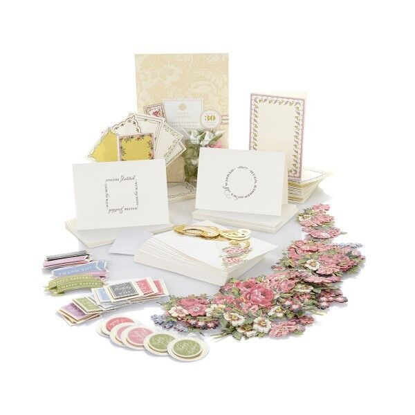 Anna Griffin Pretty Paintings Cardmaking Kit | Makes 30 C...