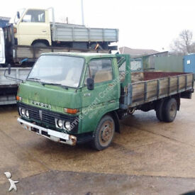 Left hand drive Toyota Dyna BU30 / 300 3.0 diesel 6 tyres 5 ton truck. On 6 studs.